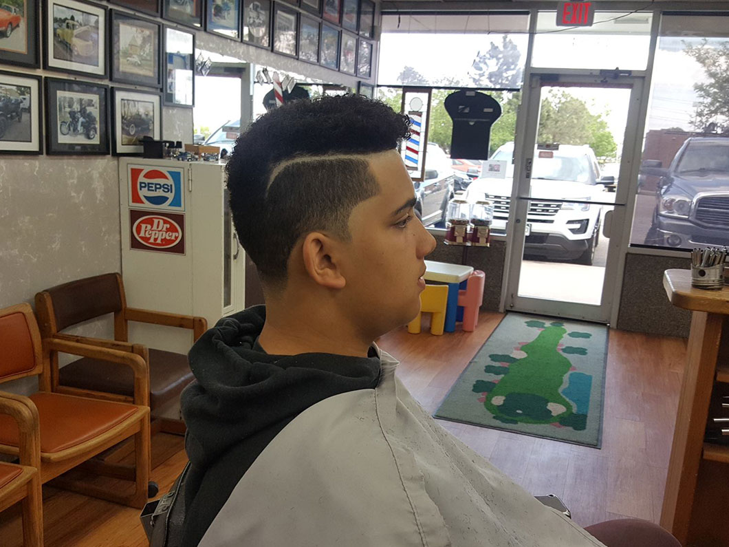 Mens Haircuts Shaves Aurora Co Ivans Barber Shop